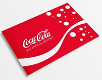 | annual report | re-design coca-cola company |