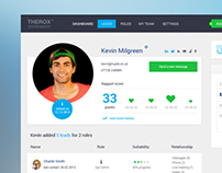 CRM UX / UI for new startup