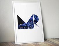 DJ Mandy Reid - logotyp