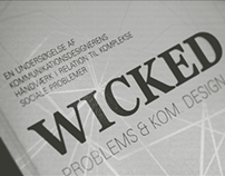 Wicked Problems & Communication Design