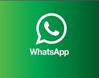 WhatsApp - iOS7 [UI concept]