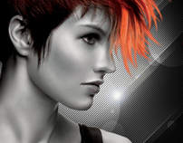 Euphoria Hair Studio_Poster