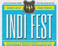 Indie Fest V. 04 Flyer/Poster