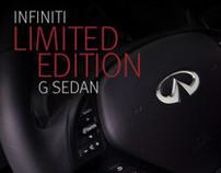 Infiniti G Limited Edition
