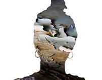 Portrait ruins