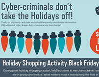 2013 Holiday Security Infographic for Tenable