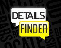 Details Finder