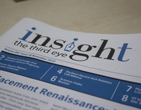 Newsletter Design - InsIghT