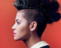 Making the cut: Elle India Dec 13