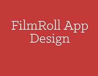 Film Watch – App Design