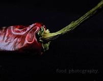 """Food Photography for """"vivir Bio"""""""