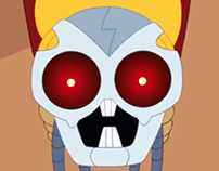 Robo-Chris (Bravest Warriors Season 2 Episode 2)