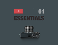 Essentials 01