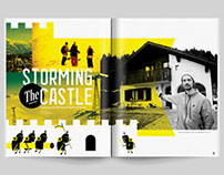 Transworld Snowboarding Features