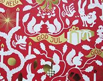 APOTEKET Christmas Pattern