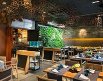 FISH & FUSION gastronomic restaurant