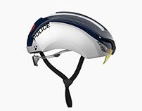 The Guardian Police Helmet for Trek