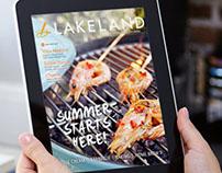 Lakeland iPad Magazine Summer 2013