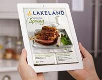 Lakeland iPad Magazine Spring 2013