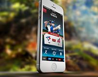 Blue Jays fan app