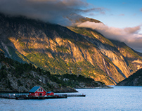 Colors of Norway - Fjords