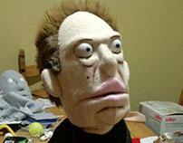 Christopher Walken Puppet
