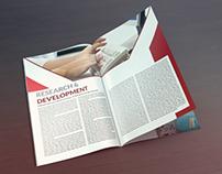 Brochure / Magazine Mock-up