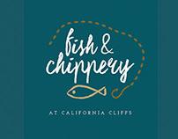 Onsite Fish & Chip Branding – Park Resorts
