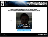 Facebook Earth Hour app