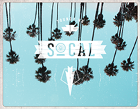 SoCal Neutral Bay / Branding & Menu Design