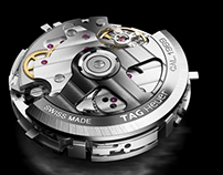 Tag Heuer 1887 Movement