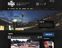Baltic Games - Extreme Sports Festival