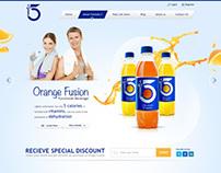 Formula 5 Website Design