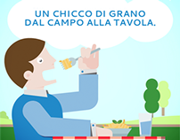 Barilla: Pasta from field to fork