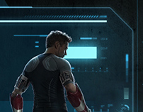Iron Man 3 - Mini-Website
