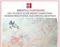 2011 Society of Illustrators Student Competition