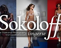 Sokoloff Lingerie Made in Montreal