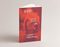 Chop Festival 2013 | Catalogue