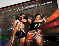 Pentagon MMA's Levels Poster