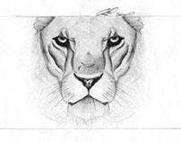 Sketch Book 1 - Studies, Fun and Practice