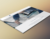 Financial services site: Tandem