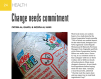 Change needs commitment