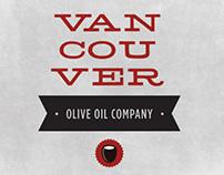 Vancouver Olive Oil Company Branding & Website