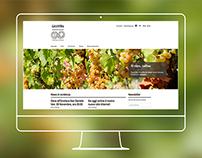 Ca' Lustra Website