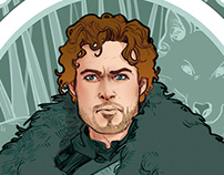 Game of Thrones' Cards | Assi, Re e Fanti
