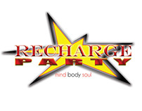 Recharge Fitness Party Promos