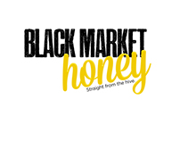 Black Market Honey Branding