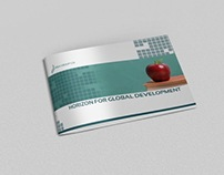 Corporate Brochure Template Vol.15 - 16 Pages