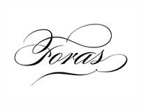 Foras Studio Identity