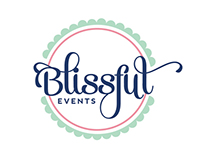 Blissful Events Logo